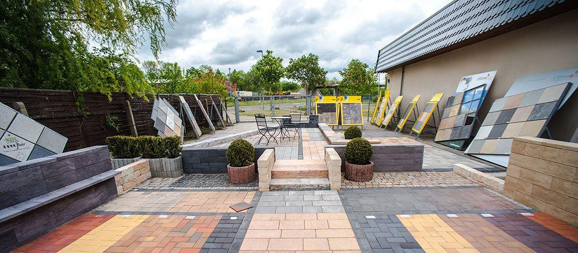 Sortiment Garten Landschaftsbau Schone Baustoffhandel